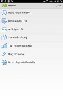 Heradoc apk screenshot
