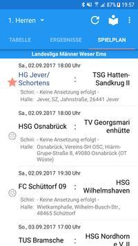 HG Jever/Schortens screenshot 1