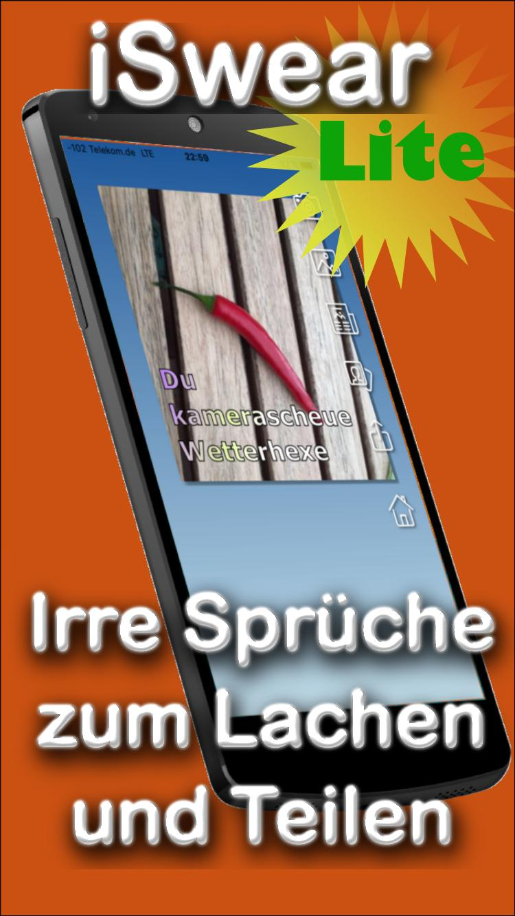 Iswear Lustige Sprüche Lite For Android Apk Download