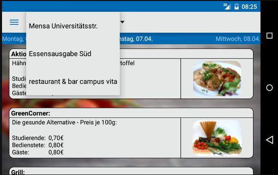 myHHU apk screenshot