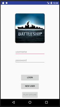 BattleShip SWLab Group 4 poster