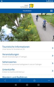 Tuttlingen City App screenshot 10