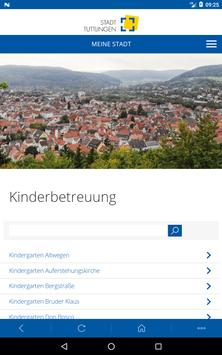 Tuttlingen City App screenshot 11