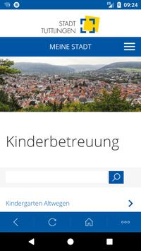 Tuttlingen City App screenshot 3