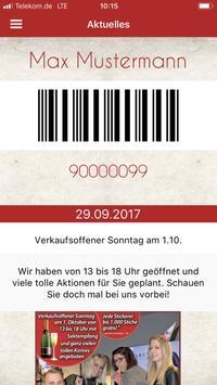Passerella Kundenkarte apk screenshot