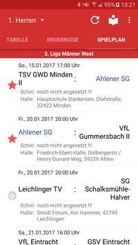 HLZ Ahlener SG screenshot 1