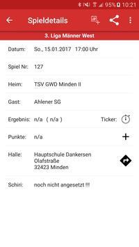 HLZ Ahlener SG screenshot 2