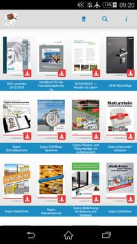 Bau Kataloge poster