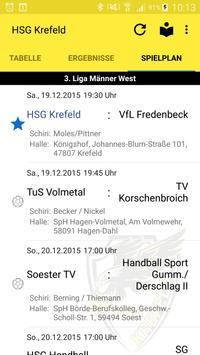 HSG Krefeld screenshot 1