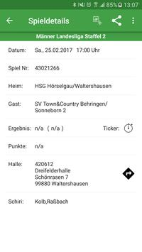 HSG Hörselgau/Waltershausen apk screenshot