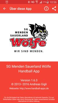SG Menden Sauerland Wölfe screenshot 3