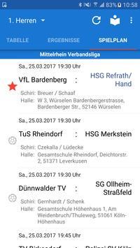 HSG Refrath/Hand screenshot 1