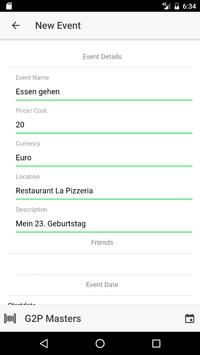 Group2Pay (Unreleased) apk screenshot