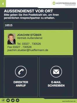 Hüffermann Transportsysteme GmbH screenshot 13
