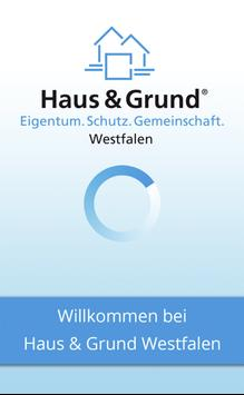 Haus & Grund Westfalen poster