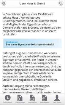 Haus & Grund Westfalen apk screenshot