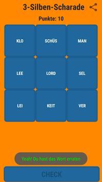 Scharade - Wörterrätsel screenshot 2