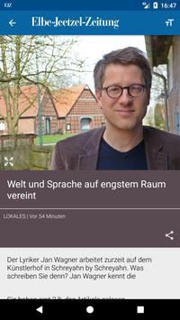 Elbe-Jeetzel-Zeitung screenshot 1
