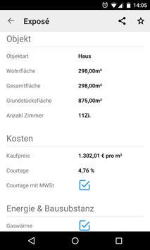Immobilienportal Heidelberg screenshot 3