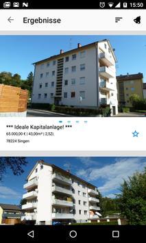 Immobilienportal SBH poster