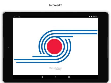 INFO-MARKT E-Paper apk screenshot
