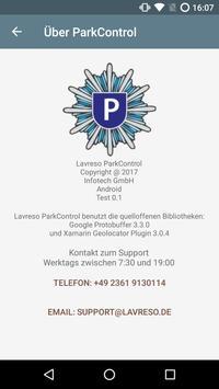Lavreso Parkcontrol apk screenshot