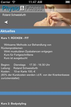 Physio & Fit apk screenshot