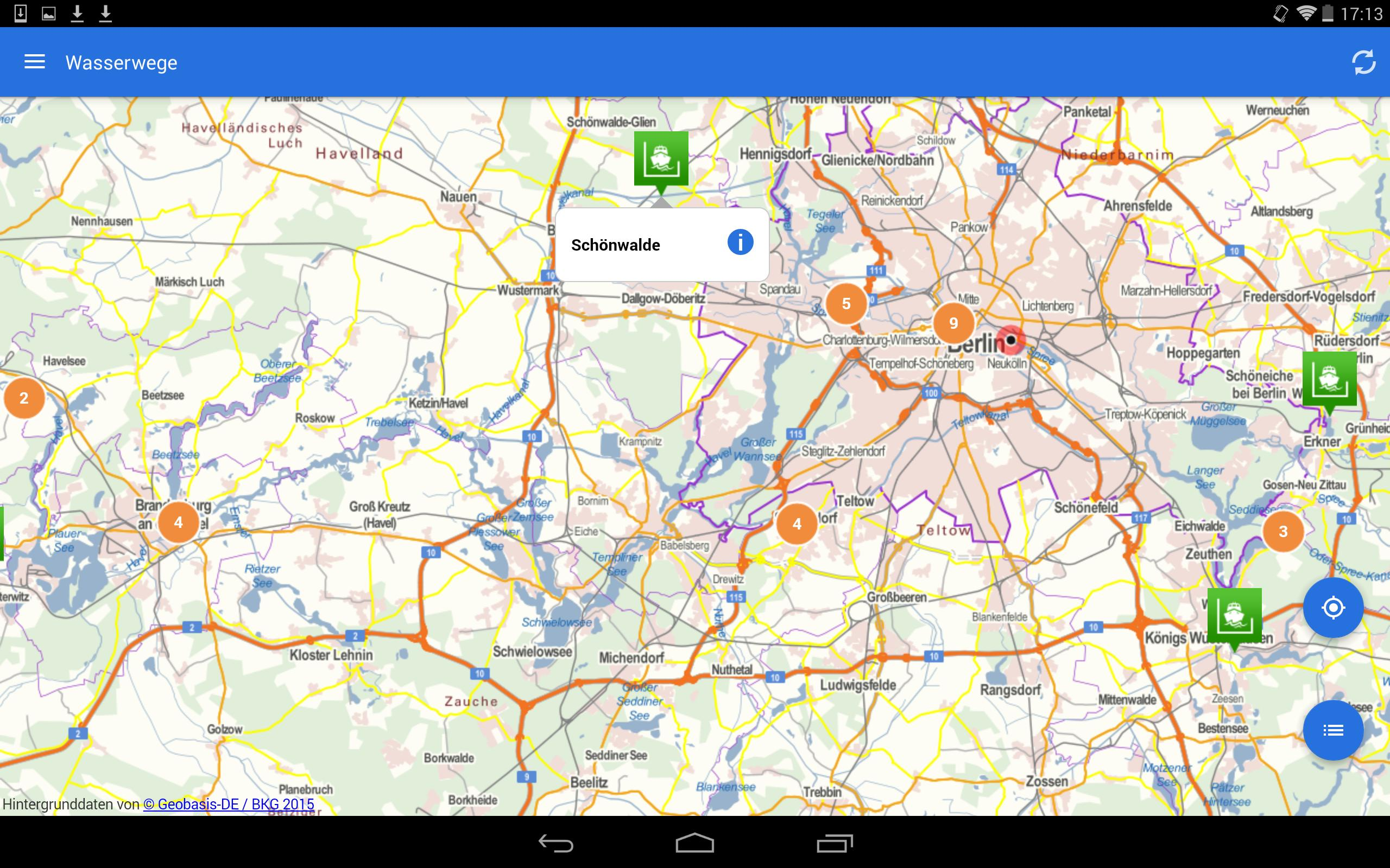 Wasserwege For Android Apk Download