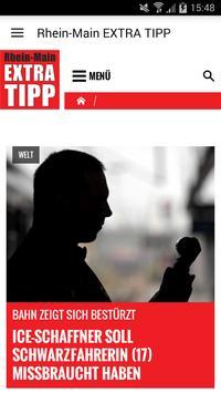 Rhein-Main EXTRA TIPP poster
