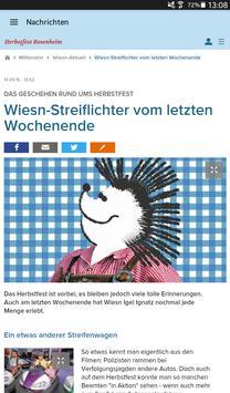 Herbstfest Rosenheim apk screenshot