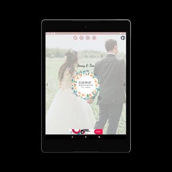Wedding Countdown स्क्रीनशॉट 8