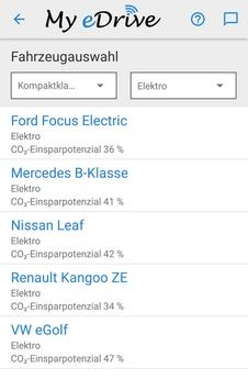 My eDrive screenshot 2