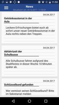 IHK SchulApp (IHK Potsdam) screenshot 2