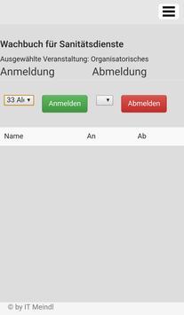 WachApp Nandlstadt screenshot 3