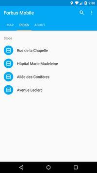 Forbus Mobile screenshot 3