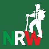 Wanderroutenplaner icon