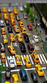 e-SAAD Taxi - CHAUFFEUR poster