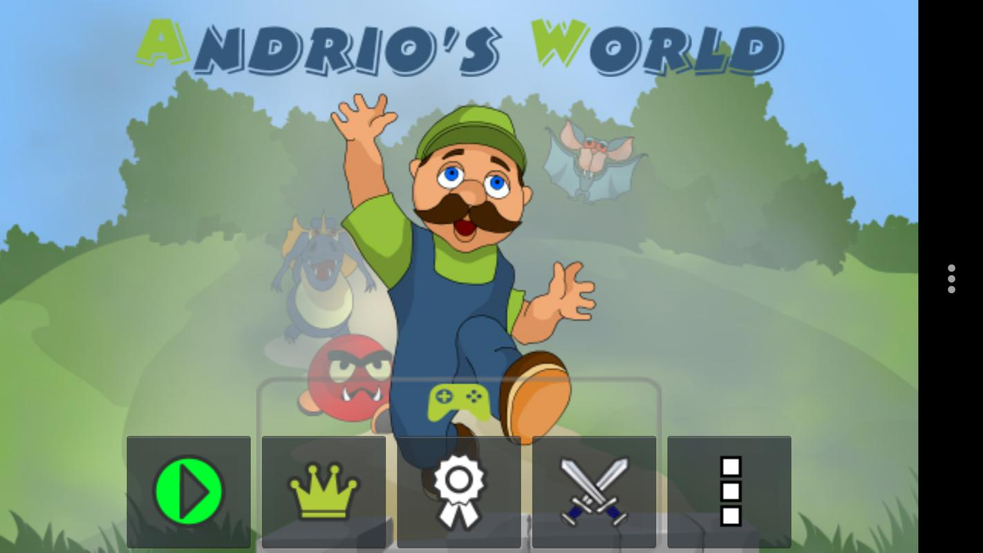 Andrio S World Poster