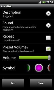Sound2Go Soundboard Lite apk screenshot