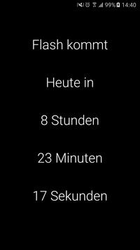 Flash Countdown Germany apk screenshot