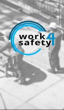 work4safety poster