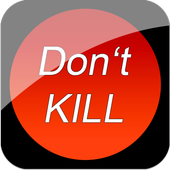 Don't kill the red bubble! icon