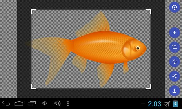 Crop and rotate Pictures screenshot 17