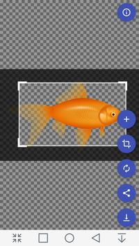 Crop and rotate Pictures screenshot 3