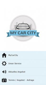 My Car City | KFZ-Werkstatt poster