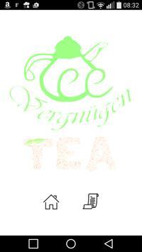 Teevergnügen poster