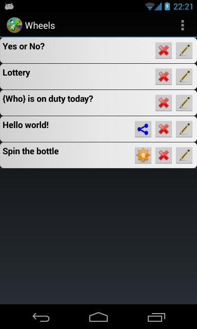 a Spinner, spin bottle (Free) for Android - APK Download