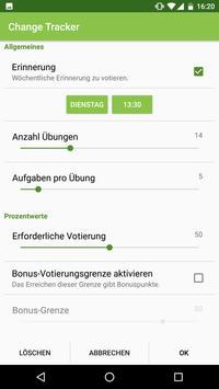 Votenote screenshot 4