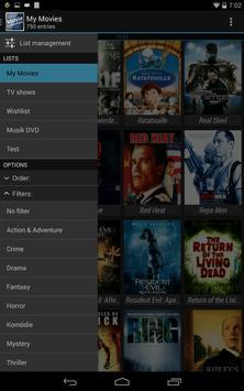 Movie Collection apk screenshot