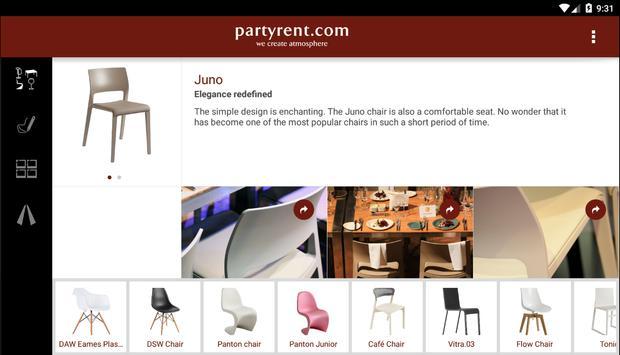Party Rent apk screenshot